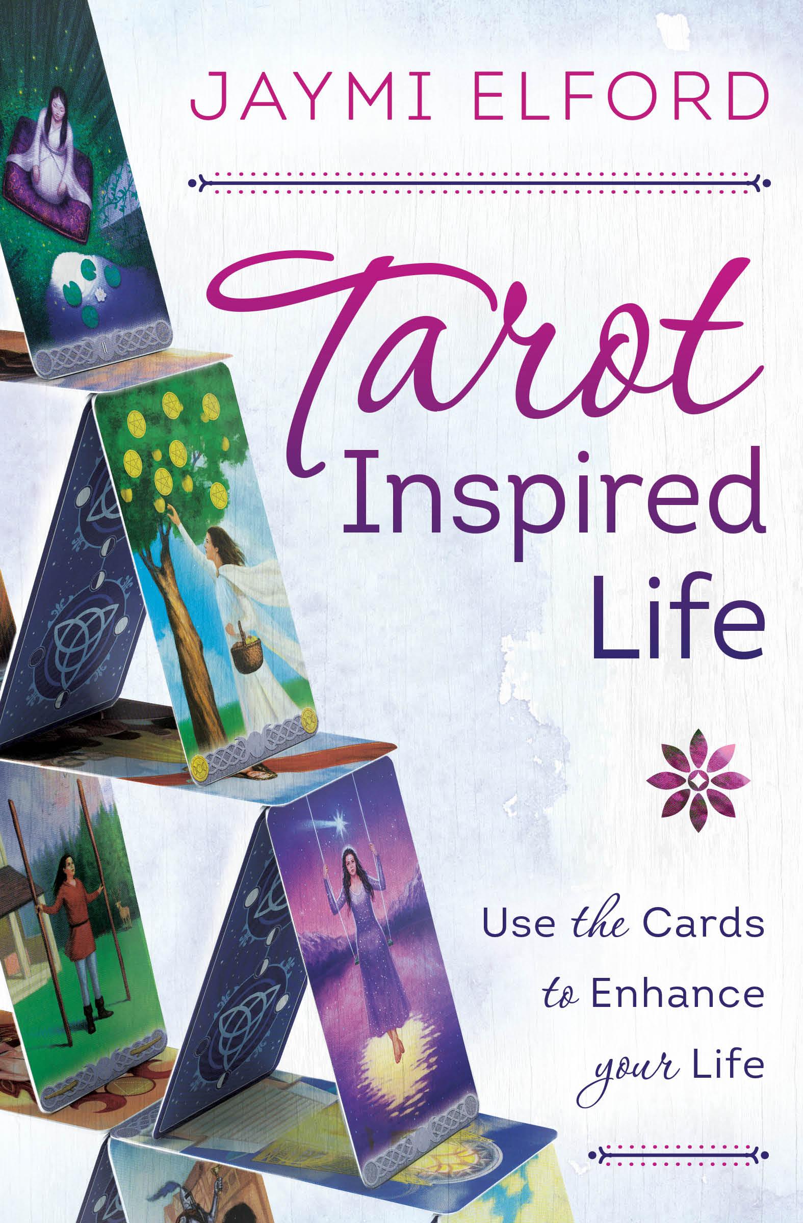 Cover Art for Tarot Inspired Life book